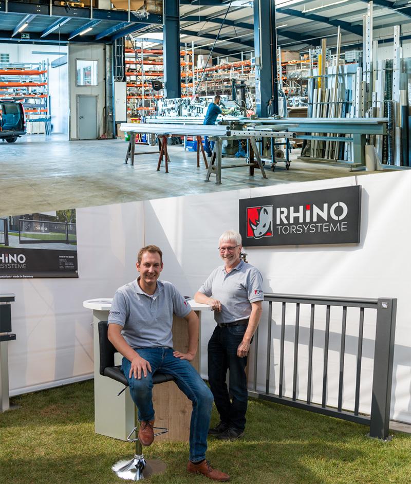 Dasch-Tec GmbH Geschäftsführer: Simon Darming und Reinard Darming