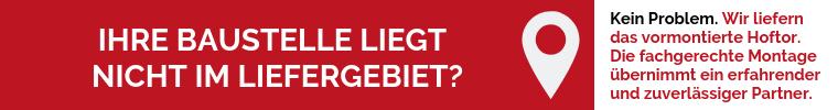 Rhino Tore Dasch Tec GmbH Liefergebiet